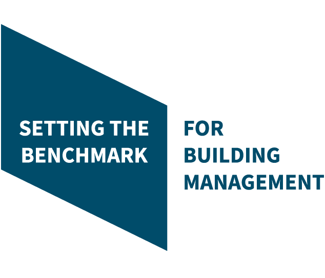 Image of slogan Setting The Benchmark for Building Management